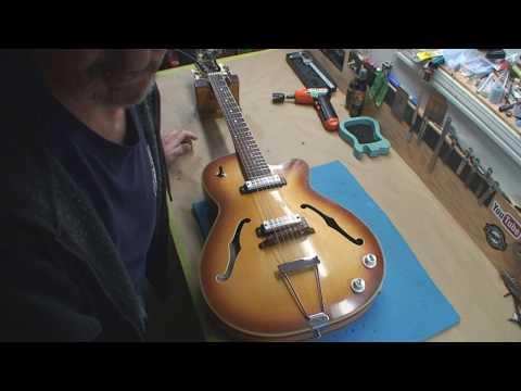 EKO Model 200 Guitar