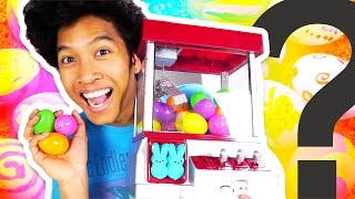 EASTER MYSTERY CLAW GAME CHALLENGE!!!
