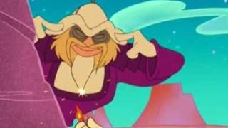 looney tunes farscape style!!!!