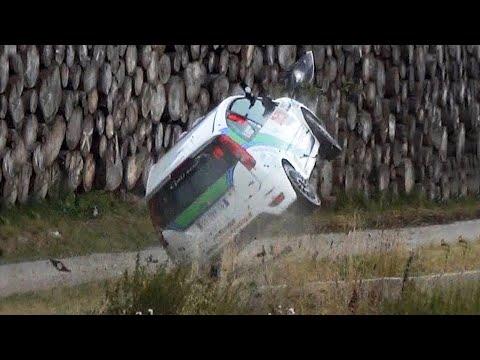 38° Rally San Martino di Castrozza 2018 - BIG CRASH & SHOW