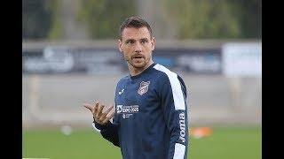 Николай Димитров: «Очень ждем матча на новом стадионе»