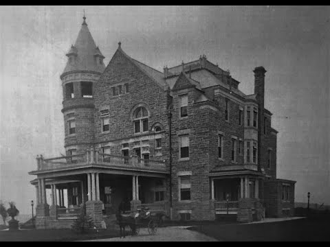 ▲Nik: Dearnley Mansion Tragedy - Nik Stamps - Roxborough & Manayunk