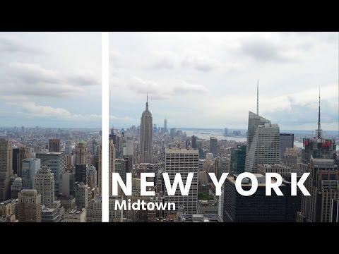 Things to do in... Midtown, New York   Travel Vlog   thirtysomethingsdo