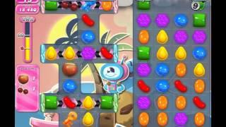 Candy Crush Saga Level 1541 (No booster, 3 Stars)