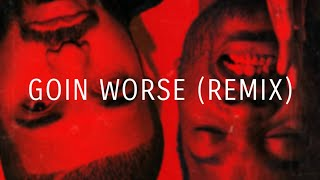 "Craw - Goin Worse (Meek Mill ft. Drake ""Goin Bad"" REMIX)   Free Download"