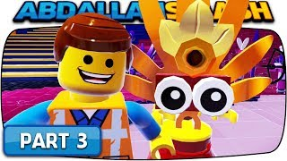 The LEGO Movie 2 Videogame - Part 3: Old West & Systarian Jungle!