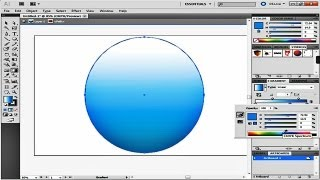 How to Use the Fill and Gradient Tool in Adobe Illustrator