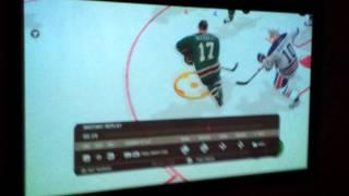 NHL12 Glitch - Torrey Mitchell Thievery