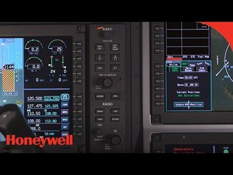 PFD Controller on the Pilatus PC-12 NG