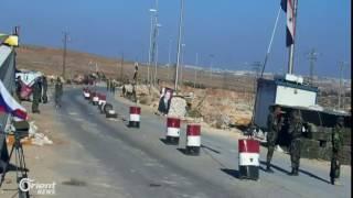 شاهد.. تفاصيل ادعاءات خروج ثوار حلب من الأحياء المحاصرة - جولة الرابعة