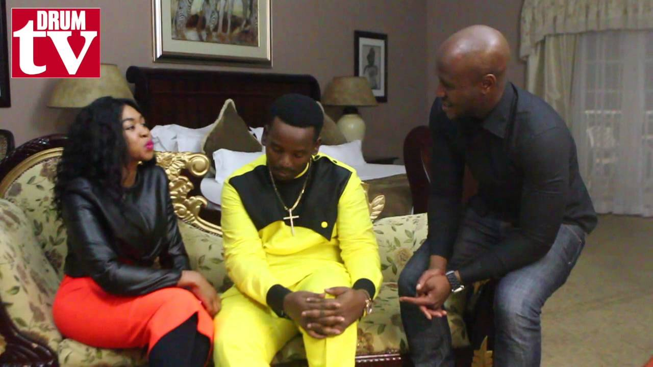 Download DRUM with gospel star Sfiso Ncwane and his wife Ayanda