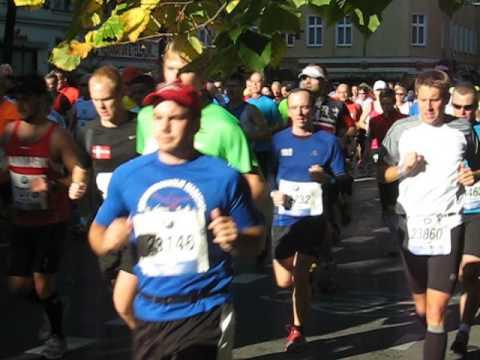 Berlin Marathon 2013, 29.9.2013, Alt Moabit, Kirchstr 5km, (Teil4 Von 9)