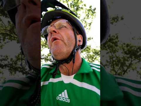 Muntys Bike Karaoke #8