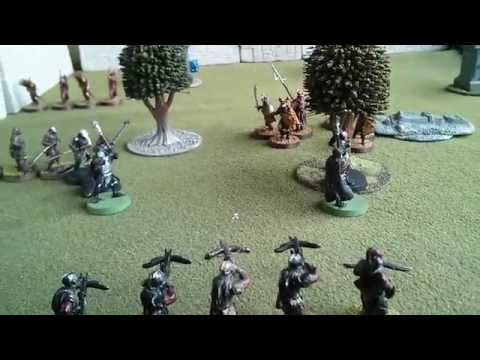 Middle Earth's Deadliest Warband: Round 2 - Isengard vs Eastern Kingdoms #13