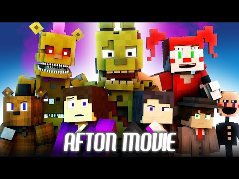 """AFTON - Full Movie"" FNAF Minecraft Music Video Series | 3A Display"