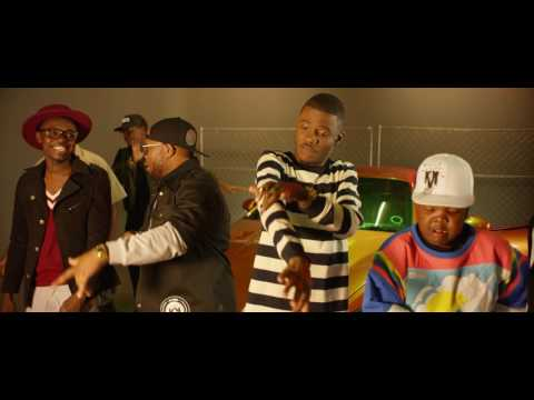 Tweezy ft. Khuli Chana, Victoria Kimani, Ice Prince - Ambitions [Remix] (Official Music Video)