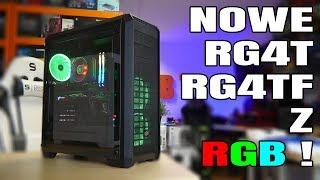 SilentiumPC RG4T RGB i RG4TF RGB - do wyboru do KOLORU - recenzja - VBT