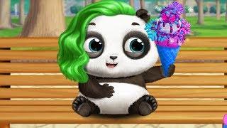 Fun Pet Animal Care - Panda Lu Baby Bear City - Play Pet Babysitting & Care Game for Children