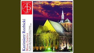 Missa festiva for Soloists, Choir and Orchestra: II. Kyrie