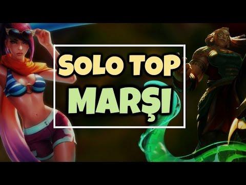 Rasher  - Solo Top Marşı (LoL Şarkısı)