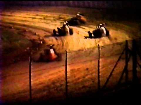 Badger Midget A-main June 28th 1987