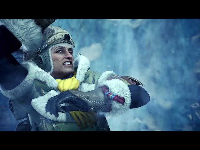 MHW Iceborne - Trailer Brachydios - Gamescom