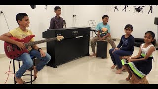 You Are My Sunshine | Cover | A3S2 | nVolve Music | Annabelle Creation |