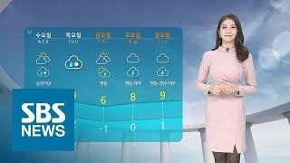 '찬바람 쌩쌩' 아침 서울 -5도…전국 반짝 추위 / …