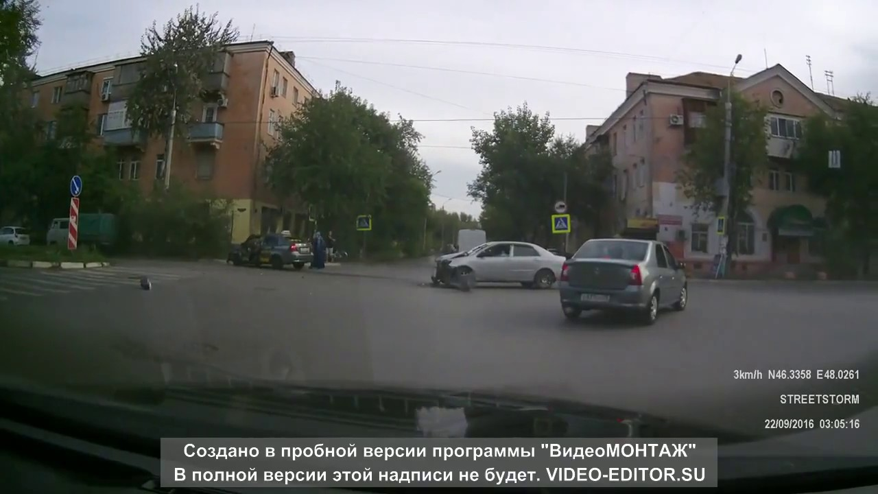 ДТП Богдана Хмельницкого - Волжская