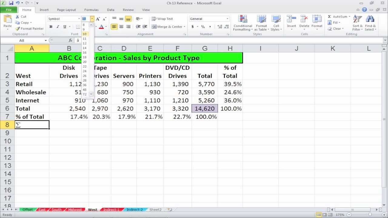 How To Use Symbols And Special Characters In Excel Youtube