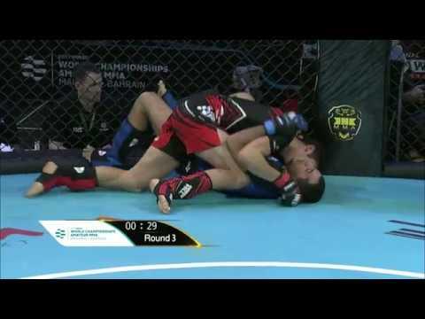 MMA World Championship Makhir Aliyev Kazakhstan vs  Sola Axel France