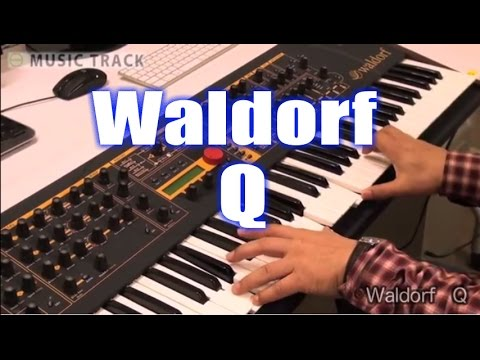 Waldorf Q Demo&Review [English Captions]