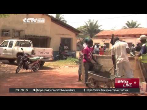 Central African Republic votes in election to restore democracy
