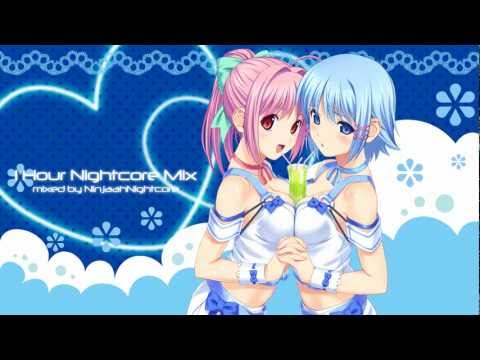 Nightcore Greatest Hits - Ultimate 1 Hour Mix