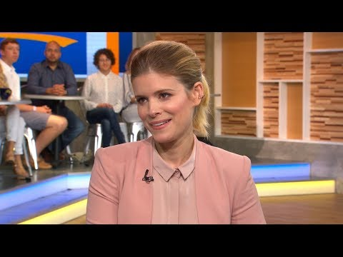 Kate Mara describes 'intimidating' role as real-life Marine