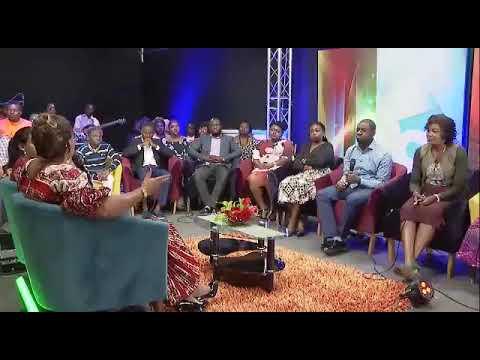 Myka Mukeba et Dorcas Kapinga dans Ta grandeur avec Gael Music