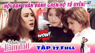 Muôn Kiểu Làm Dâu - Tập 27 Full | Phim Mẹ chồng nàng dâu -  Phim Việt Nam Mới Nhất 2019 - Phim HTV