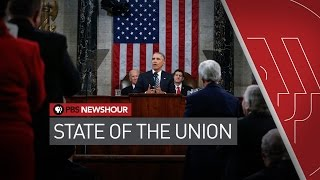 Watch The Full 2016 State Of The Union Speech