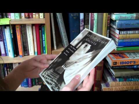 The Haunting of Sunshine Girl - We visit a book store on the Oregon coast.