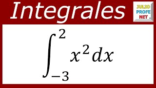 Integral Definida - Ejercicio 1