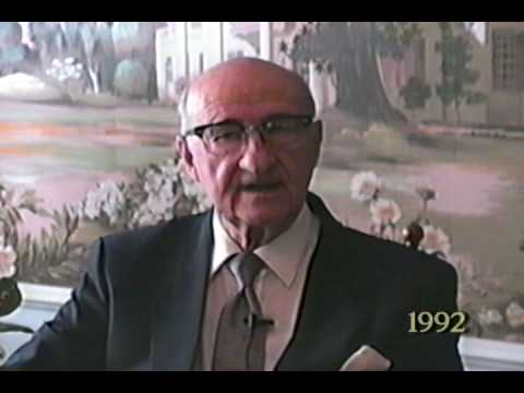 W. Cleon Skousen  talks about  The Making of America (1992)