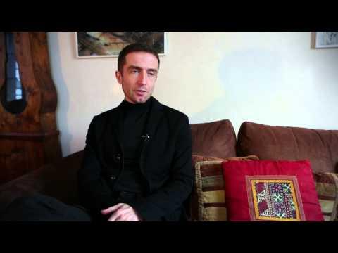 TEDI PAPAVRAMI - Fugue pour violon seul - Portrait d'un musicien écrivain