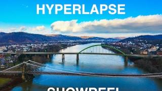 Time Lapse/Hyper Lapse Showreel, 4K DJI Drone Phantom 4 & Inspire 2