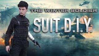 DIY WINTER SOLDIER COSTUME!! COSTUME CREEP-ATHON 2017: EPISODE 5