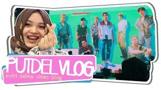 Video PUTDEL - #VLOG12 Nonton EXO at MUSIC BANK 2017 Tapi Ticket-nya Ketinggalan??! download MP3, 3GP, MP4, WEBM, AVI, FLV Desember 2017
