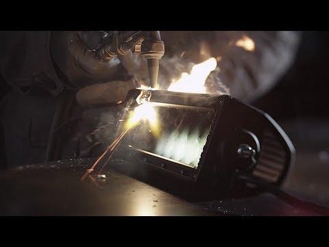 led light bar torture test rigid industries youtube. Black Bedroom Furniture Sets. Home Design Ideas