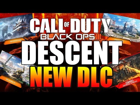 Call of Duty: Black Ops 3 Descent DLC Pack 3 - BO3 New Maps Have A Raid Remake