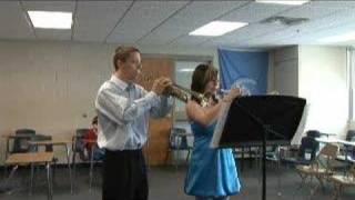 Solo & Ensemble Trumpet Duet