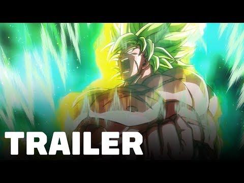 download Dragon Ball Super: Broly Trailer #3 - (English Sub)