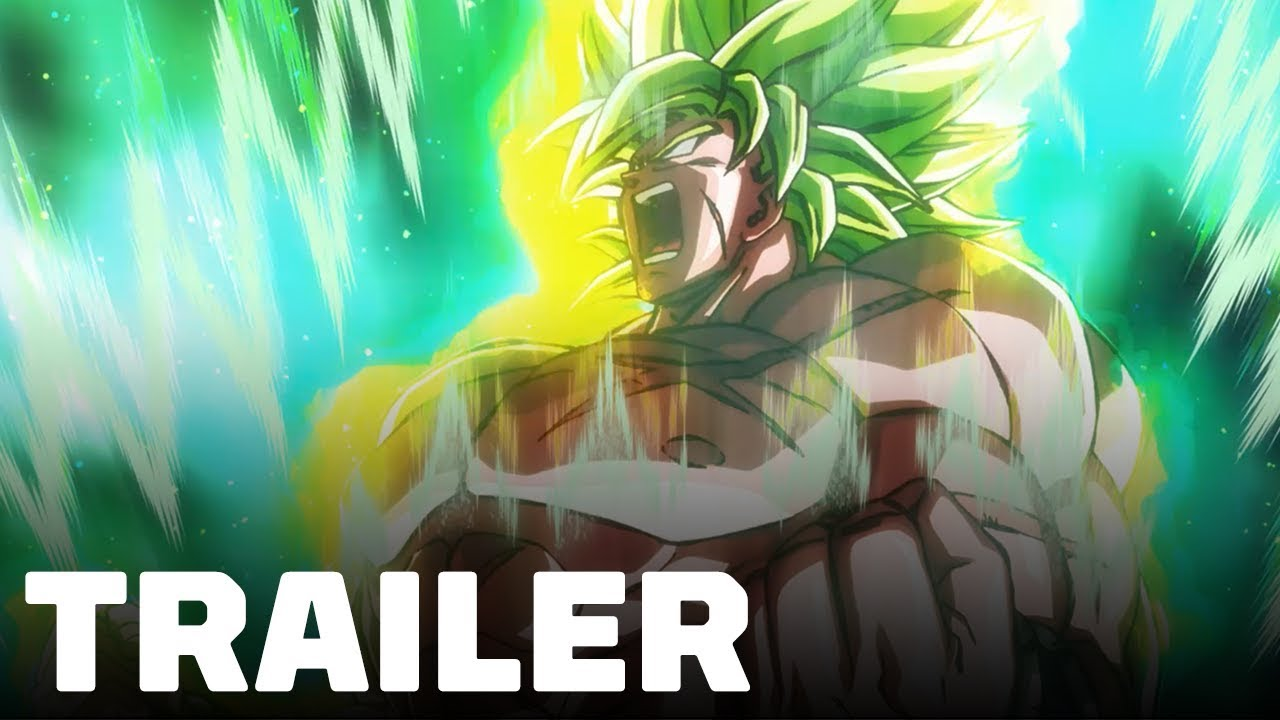 Dragon Ball Super: Broly Trailer #3 - (English Sub) image